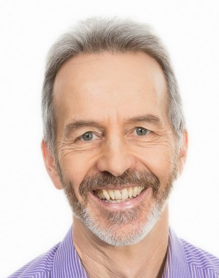 Gordon Dickson - Founder and Owner of Counselling Kinesiology